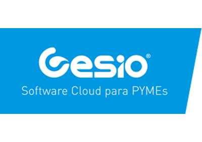 Gesio - software cloud para PYMES